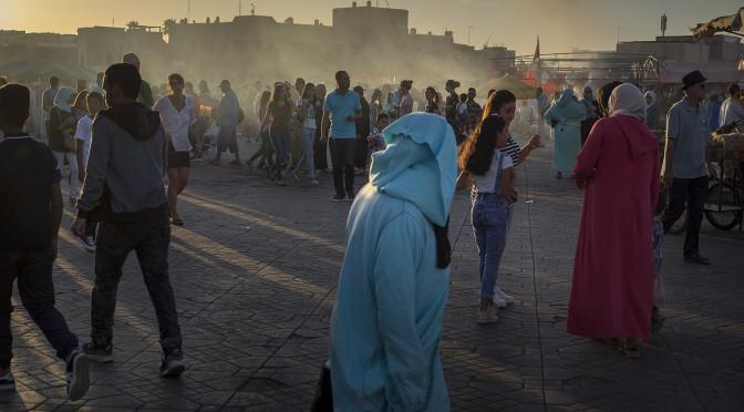 Fotografia Documental em Marrocos