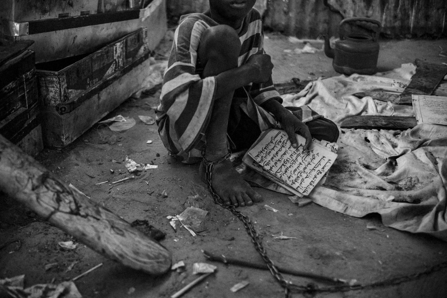 © Mário Cruz | O livro irá estar presente nas escolas e bibliotecas do Senegal e Guiné-Bissau mas também servirá para pressionar as autoridades a tomarem medidas em relação ao sistema Talibé.