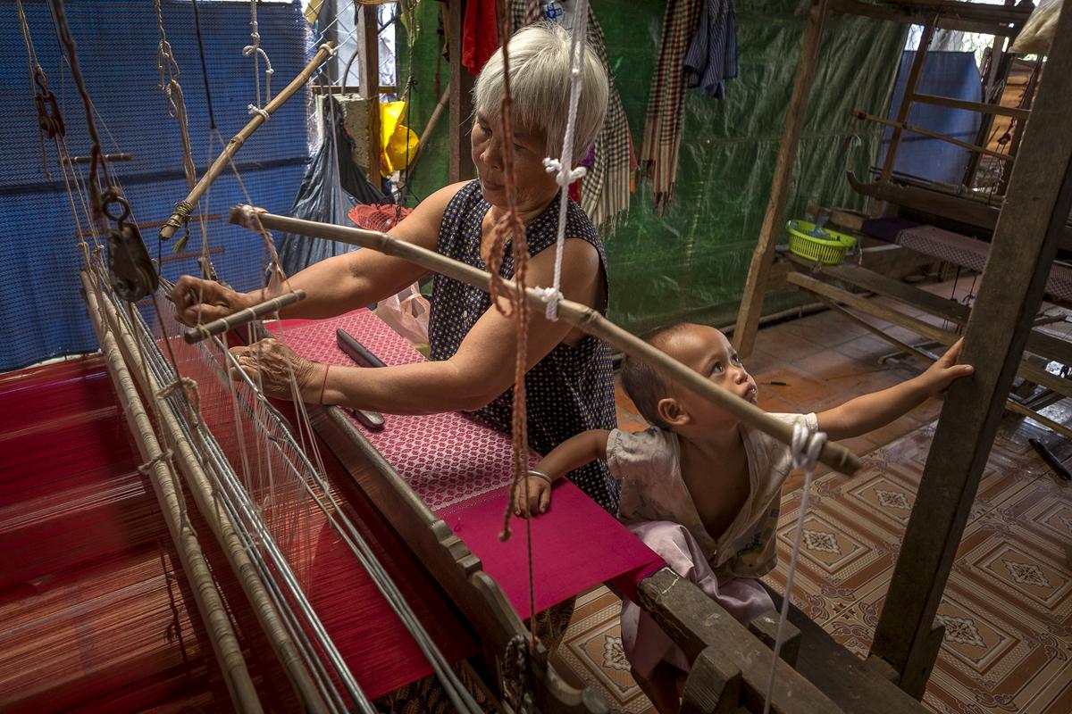 Ilha Koh Dach, Cambodja, 2017 © Luís Rocha