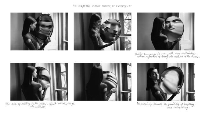 Narrativa Fotográfica com Laboratório Preto e Branco