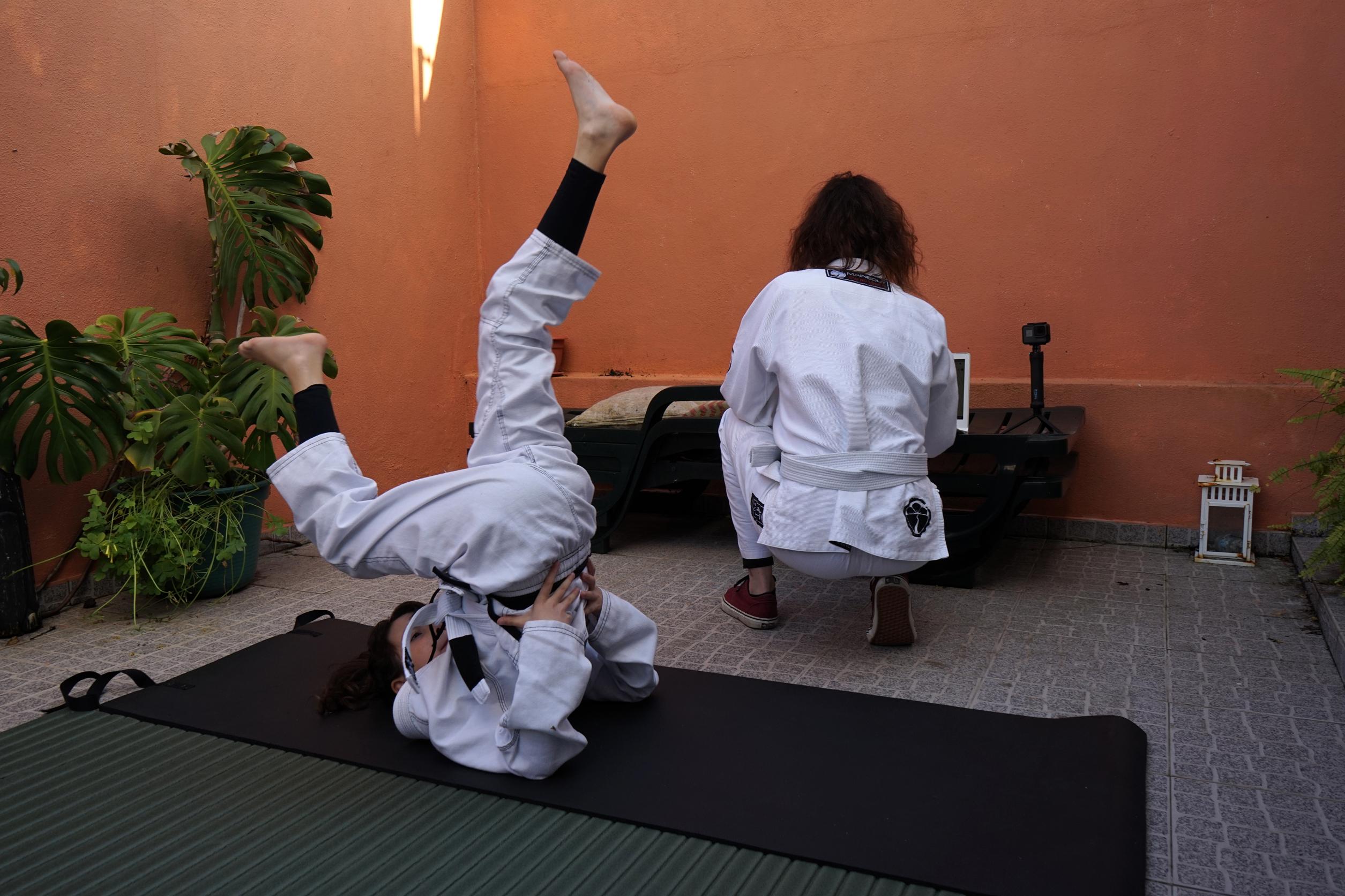 © Ricardo Próspero | Aula de jiu jitsu